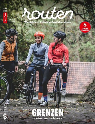 Routen magazine